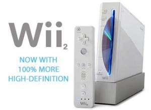 Wii-writing the future