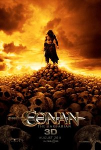Conan is suitably barbaric in the new trailer