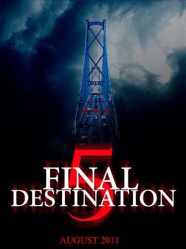 Death is still killing people creatively in the Final Destination 5 trailer