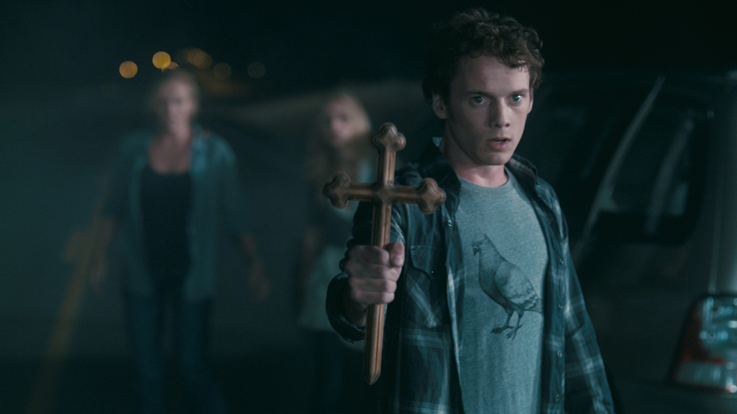 Anton Yelchin is a lost boy in the Fright Night remake trailer