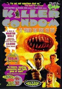 Trailer Trash #2: Killer Condom (1996)