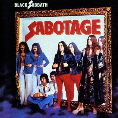 AWESOME ALBUMS #2: Black Sabbath – Sabotage (1975)