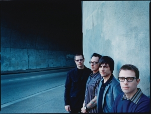 "Weezer take on ""Paranoid Android"""