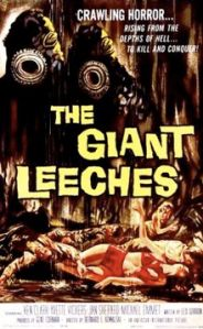 Trailer Trash #3: Attack of the Giant Leeches (1959)