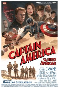 New clips from Captain America and Cowboys & Aliens emerge