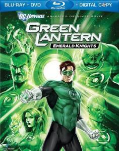REVIEW: Green Lantern: Emerald Knights (2011)