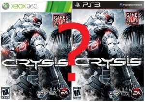 Crysis coming to consoles?