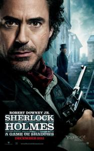 Movie Poster Round-Up: Sherlock Holmes 2, The Dark Knight Rises, The Muppets and The Thing