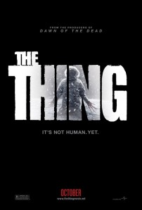 Movie Trailer Round-Up: The Thing, John Carter and Contagion