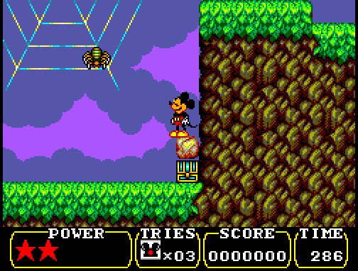 GAMING GREATS #4: Land of Illusion Starring Mickey Mouse