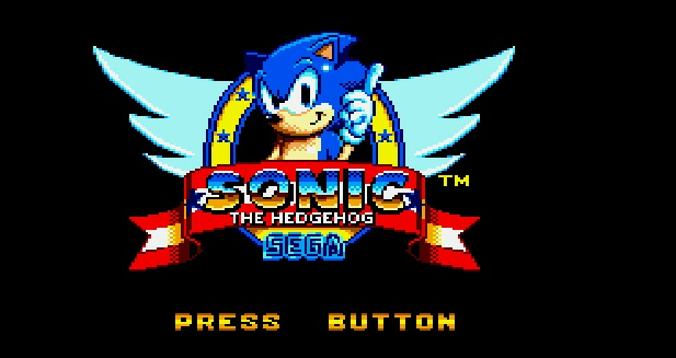 GAMING GREATS #3: Sonic the Hedgehog (1991)