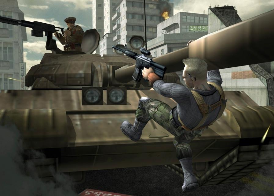 GAMING GREATS #5: Mercenaries: Playground of Destruction (2005)