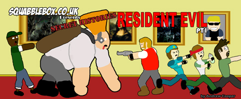 SECRET HISTORIES: Resident Evil (Part 1)