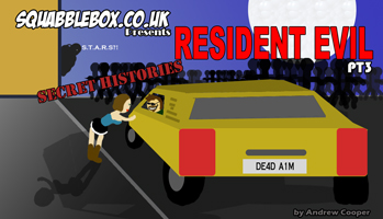 SECRET HISTORIES: Resident Evil (Part 3)